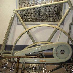 How to restore an old classic bike