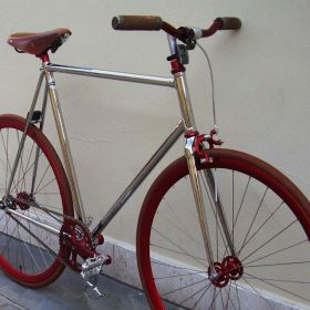 Bici Single Speed